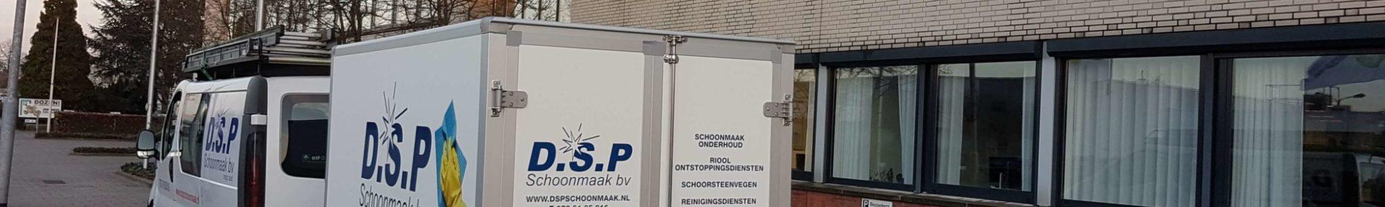 DSP Schoonmaakbedrijf